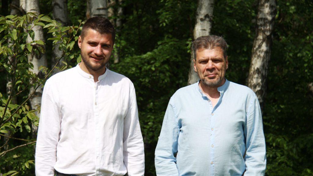O nas - Damian i Sławomir